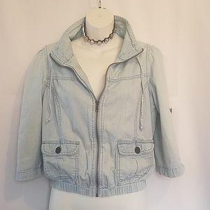 American Rag Jackets & Coats - AMERICAN RAG CIE DENIM JACKET